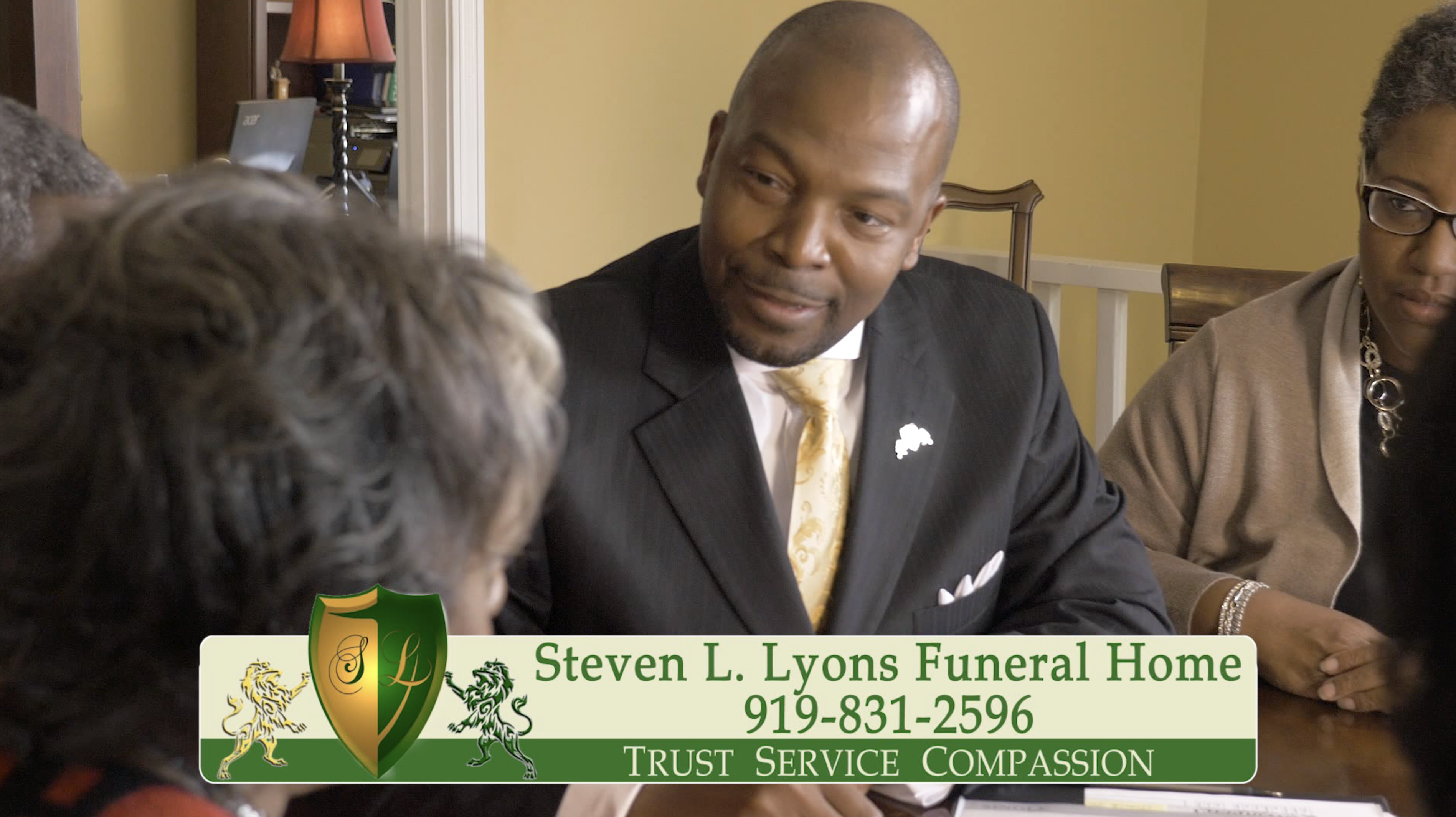 Steven L Lyons Funeral Home | Raleigh NC funeral home and